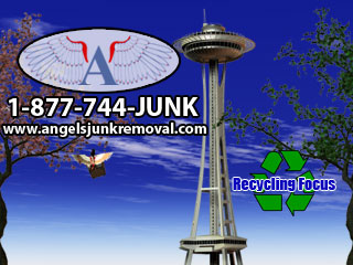 Appliance Recycling in Seattle